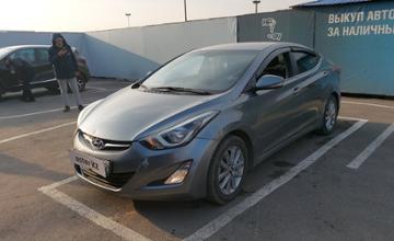 Hyundai Elantra 2015 года за 5 500 000 тг. в Алматы