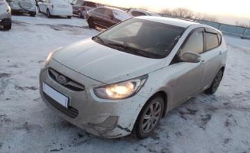 Hyundai Accent 2012 года за 4 500 000 тг. в Караганда