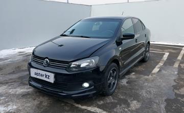 Volkswagen Polo 2015 года за 4 400 000 тг. в Алматы