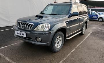 Hyundai Terracan 2001 года за 3 100 000 тг. в Шымкент