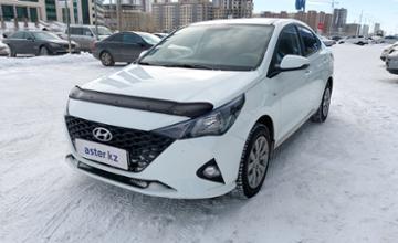 Hyundai Solaris 2020 года за 6 900 000 тг. в Нур-Султан