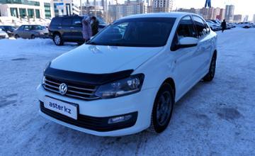 Volkswagen Polo 2016 года за 5 300 000 тг. в Нур-Султан