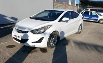 Hyundai Elantra 2013 года за 3 800 000 тг. в Шымкент