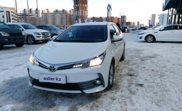 Toyota Corolla 2016 года за 7 450 000 тг. в Нур-Султан
