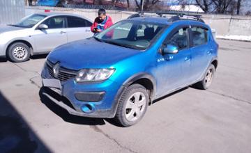 Renault Sandero 2014 года за 4 500 000 тг. в Алматы