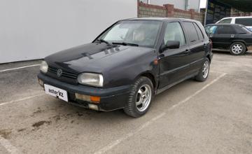 Volkswagen Golf 1993 года за 1 300 000 тг. в Шымкент