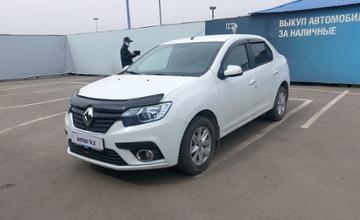 Renault Logan 2019 года за 6 200 000 тг. в Алматы