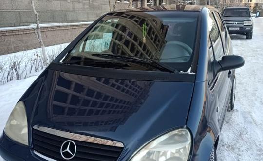 2001 Mercedes-Benz A-Класс