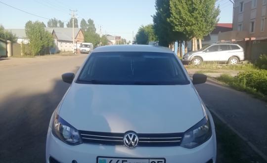 Volkswagen Polo 2011 года за 2 600 000 тг. в Нур-Султан