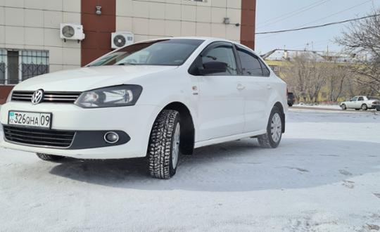 Volkswagen Polo 2013 года за 4 250 000 тг. в Карагандинская область