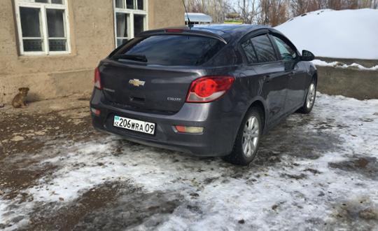 Chevrolet Cruze 2013 года за 3 700 000 тг. в Шымкент