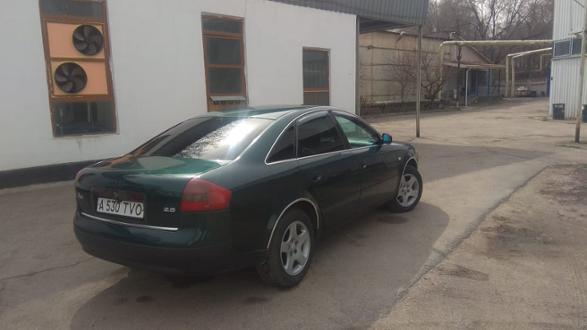 Audi A6 1997 года за 2 800 000 тг. в Алматы