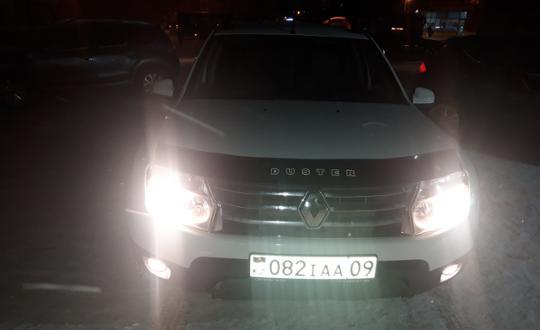 Renault Duster 2013 года за 4 600 000 тг. в Карагандинская область