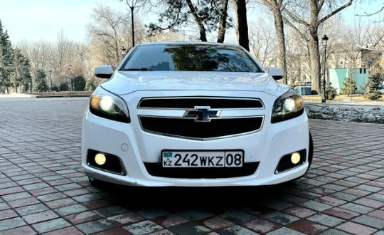 Chevrolet Malibu 2013 года за 6 100 000 тг. в Алматы