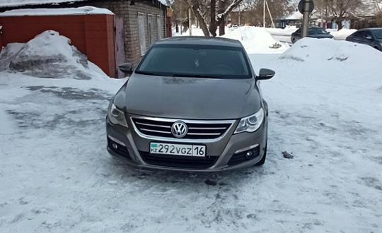 Volkswagen Passat CC 2010 года за 4 500 000 тг. в Восточно-Казахстанская область