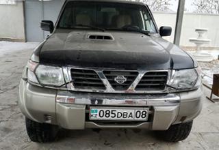 Nissan Patrol 2002 года за 6 000 000 тг. в Шымкент