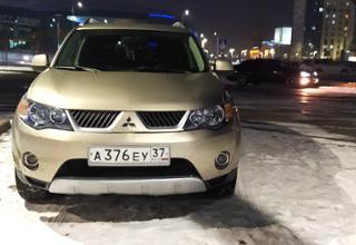 Mitsubishi Outlander 2007 года за 3 500 000 тг. в Алматы