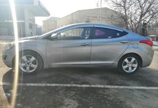 Hyundai Avante 2011 года за 4 800 000 тг. в Алматы