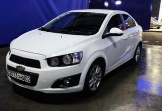 Chevrolet Aveo 2014 года за 4 000 000 тг. в Алматы