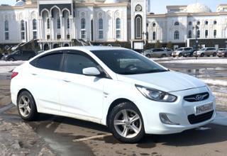 Hyundai Accent 2012 года за 4 500 000 тг. в Нур-Султан