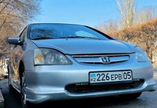 Honda Civic 2003 года за 2 700 000 тг. в Алматы