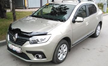 Renault Logan 2020 года за 7 900 000 тг. в Алматы
