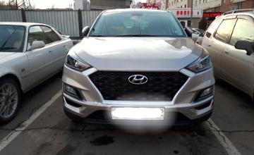 Hyundai Tucson 2020 года за 11 100 000 тг. в Алматы