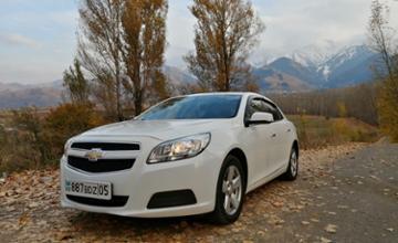 Chevrolet Malibu 2013 года за 5 300 000 тг. в Алматы