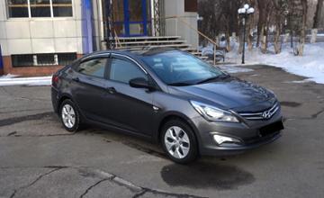 Hyundai Accent 2015 года за 5 200 000 тг. в Караганда