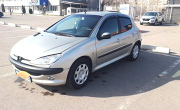 Peugeot 206 2005 года за 1 800 000 тг. в Алматы