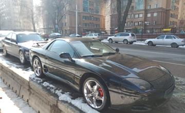 Mitsubishi 3000 GT 1994 года за 1 750 000 тг. в Алматы