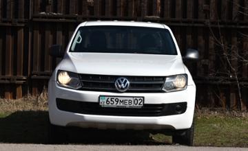 Volkswagen Amarok 2011 года за 6 000 000 тг. в Алматы